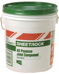 "USG ""SHEETROCK"" All Purpose Compound Ready-Mixed"